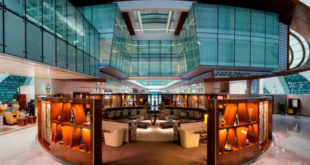 Emirates' $11m lounge is ready for business at DXB